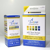 PH indicate one step test paper
