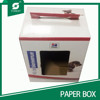 PAPER BOX COLOR CORRUGATED CARTON PAPER BOX FOR DOG FOOD