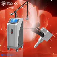 40w Fractional Co2 Laser Wrinkle & Scar Removal/ CO2 Laser Surgical Products Vaginal Applicator