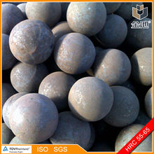high impact value forged grinding steel ball for cement plant