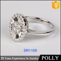 Best Selling Products 2015 Fashion Letter Engagement Ring