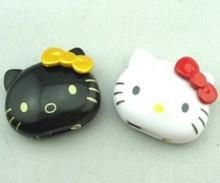 precio de fábrica del nuevo gatito del hola el clip reproductor mp3 mini diseño