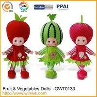 Vegetables Dolls