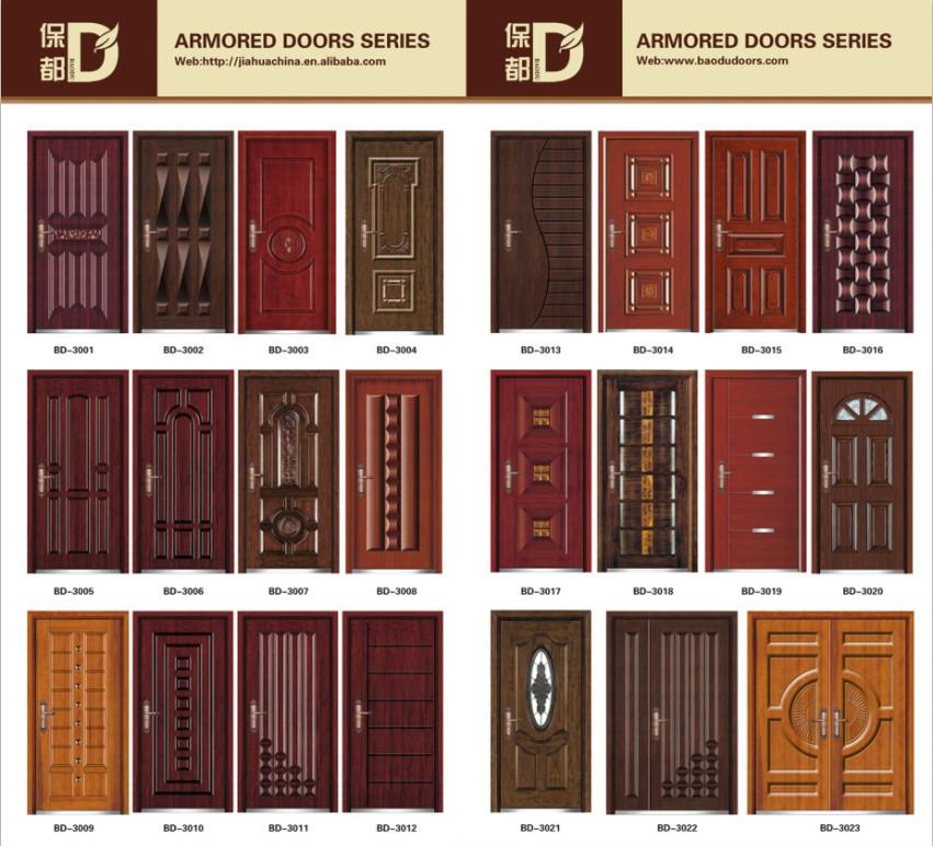 Sliding gate wrought iron door front door main door design for Front door design for flats