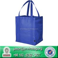 Custom Cheap Reusable Non Woven Eco Shopping Bag