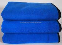 Blue Microfiber Cleaning Auto/Car Waxing Polish Detailing Cloths