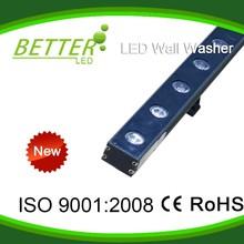 Warm White DC24V new product IP65 18W LED wall washer light