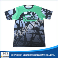 Full dye Personalized softball shirt sublimation reversible sports jersey custom camo softball jerseys
