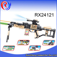New product plastic soft bullet gun toy