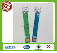 Colorful 20cm transparent soft ruler
