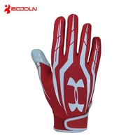 High quality hot sell good grip custom anti-slip baseball batting gloves for man