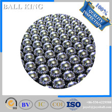 CQI inspection sandblasting G10 6.5mm stainless steel ball