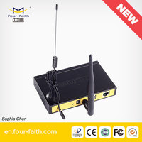 F3434 Industrial 3G Super Wifi Router Serial Interface for Vehicle Surveillance