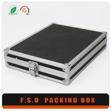 jewelry case packing customise aluminum suitcase