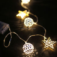 Hot sell led wireless christmas tree lights for decoration