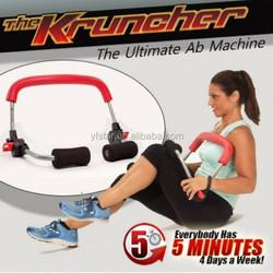 kruncher AB machine easy fitness equipment