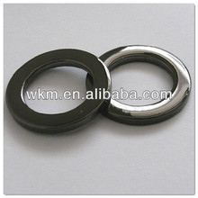 zinc alloy o ring buckle
