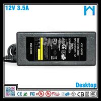 AC Adapter Output 12V 3.5A Desktop Adapter