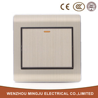 Useful and Durable 5 Gang 1 Way Switch