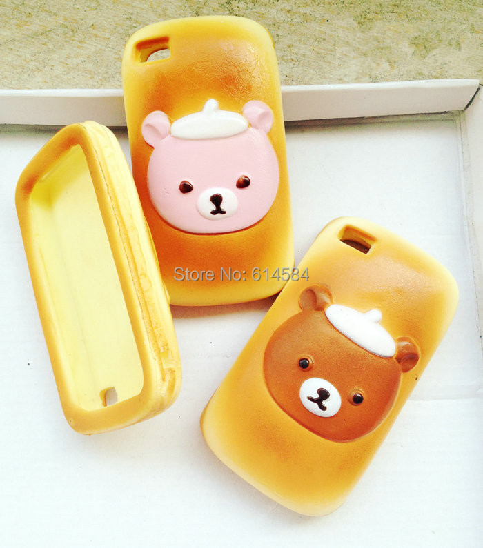 Squishy Bread Iphone 6 Case : Free shipping cartoon Rilakkuma toast squishy phone cover,Food Squishy Bread Phone Cases for ...