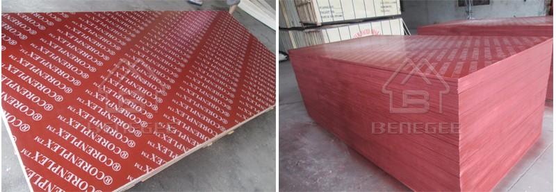 Peuplier bois contreplaqu marine feuille de chine - Contreplaque marine 10mm ...