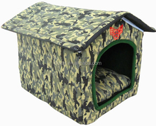 RIMAX Luxury Non-woven fabric Pet Products Indoor Outdoor Waterproof Dog Cat Soft dogs houses