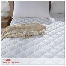 anti dust mite Terry cloth PU mattress cover