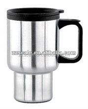 stainless steel travel vacuum water bottle coffee mug metal mug travel cup sports auto mug