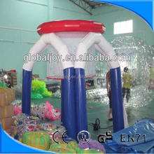 inflatable basketball hoop/inflatable sport game