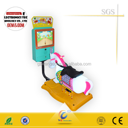 Amusement park game 3D horse racing for sale