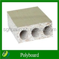 hollow particle board for furniture and door