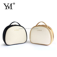 2015 Wholesale fashion PU travel carrying toiletry bag for womens makeup