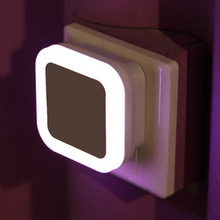 HGhomeart 2015 new explosion models factory direct light control night light square halo send their loved ones a good gift