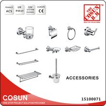 China Online Brass Hotel Bathroom Accessory Set