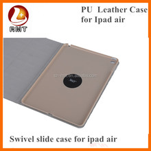 360 degree rotation swivel case tablet case for ipad 1/2/3/4