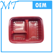 food packaging disposable plastic container