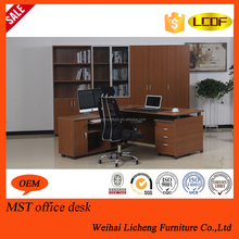 commercial furniture Melamine Office Desk Hot Selling 2015 cheap price