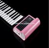 88 Keys Foldable piano, Flexible Silicone Usb Electronic Piano, Silicone Digital Piano