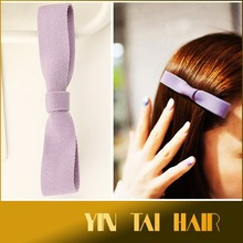 2015 Girls Fashion casual Girl's clothing Fresh Color +Butterfly Hair Clip for the New Hair Style