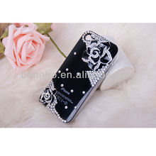 Crystal art bling cell phone case