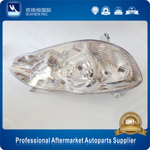 Auto Car Body Parts Left Head Lamp/Head Right OE 81130-02410 For Corolla