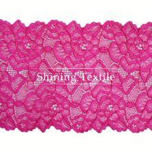 New Design 92% Nylon 8% Spandex Lace Ribbon Borders For Underwear