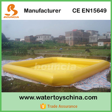 8m Diameter Cheap Inflatable Water Pond For Sale