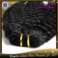 Libeier Delicate gifts for Christmas alibaba china wholesale grade 5a natural wavy brazilian hair