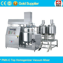 Guangzhou factory vacuum fruit / agitator / soap mixer machine