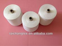 100% spun polyester yarn sewing thread 20/4