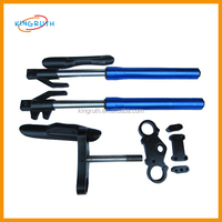 Hot sale high quality alloy pit bike front shock