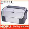 Automatic Hardcover Book Comb Binding Machine