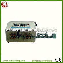 1 2 feeder cable stripping machine