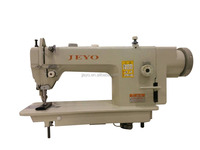 JY0303D double synchronous heavy duty computer lockstitch sewing machine oil